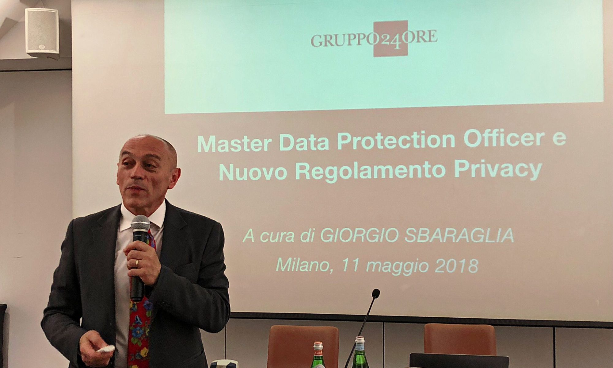 Cyber Security by Giorgio Sbaraglia