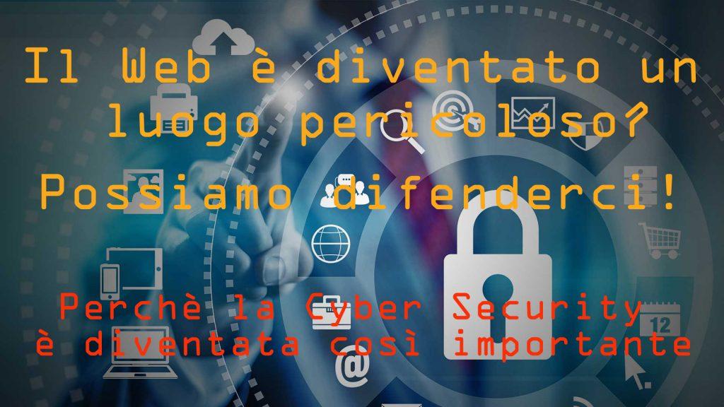 Corso formazione Cybersecurity